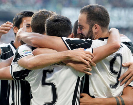 After big transfer campaign, Juventus eyes Champions League