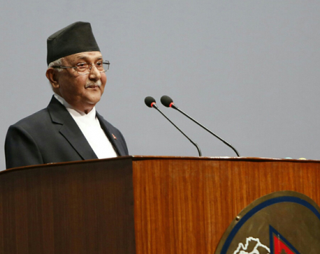 Oli accuses PM of inviting Indian interference in constitutional matter