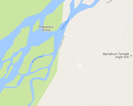 37 rescued safe from Koshi River boat capsize (updated)