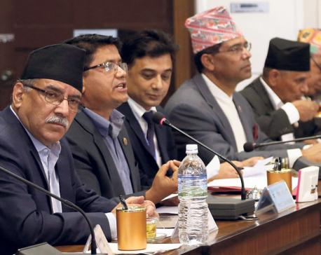PM reaffirms local polls under new setup