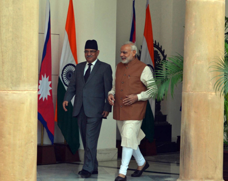 India wishes to see peace, stability and prosperity in Nepal: Modi