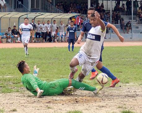 Nayabasti earns first win