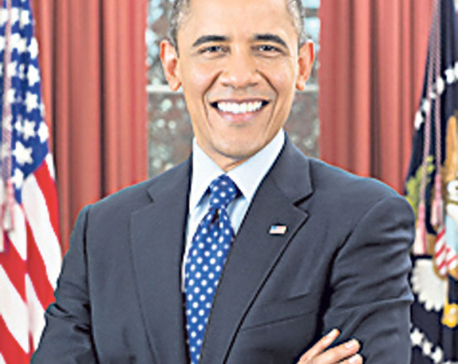 US President congratulates Nepal on Constitution Day