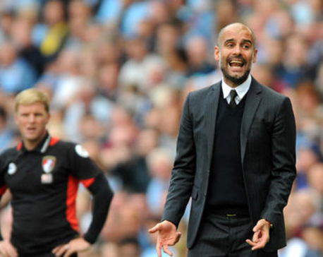 Man City's risk-vs-reward style paying off for Guardiola