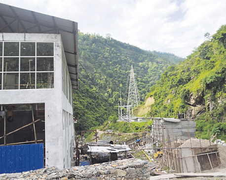 Construction of hydro projects picks up pace in Panchthar
