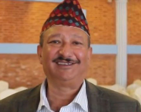 Santosh Panta settles sexual harassment case out of court