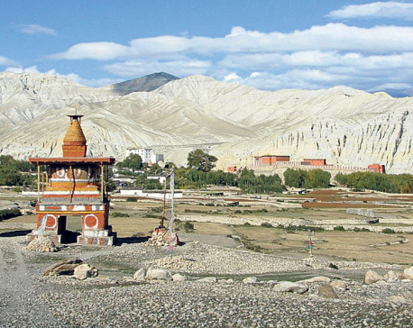 Tourists continue to enter Upper Mustang without necessary permit