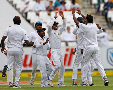 Sri Lanka wins toss, send South Africa in to bat in 2nd test
