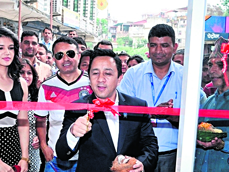 Subisu CableNet opens sales outlet at Sukedhara