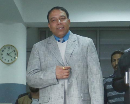Sushil Gyewali moves SC challenging his dismissal