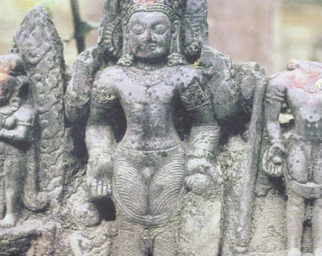 Ancient idols of gods under serious threat in Nepal