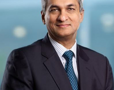StanChart's regional chief in Nepal