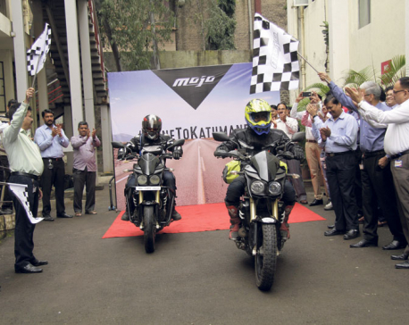 Mahindra to unveil a premium 300cc motorcycle in Nepal