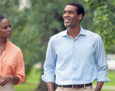 Obamas' first date inspires romantic movie
