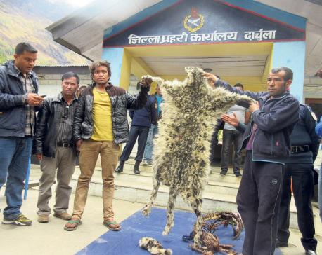 Smuggling thrives along Tinkar border in Darchula