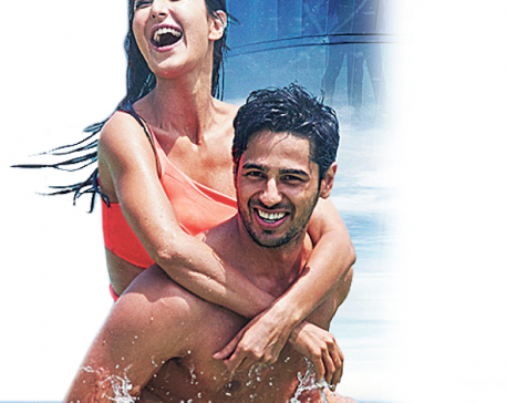 Baar Baar Dekho spins Bollywood twist on time and love