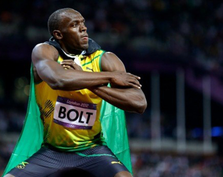 Usain Bolt seeks gold in Rio