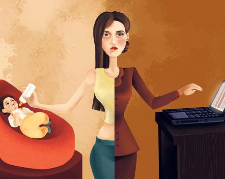 Family and career: A balancing act