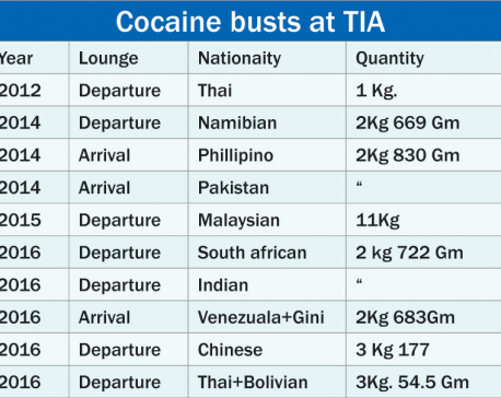 Cops fault TIA customs in surveillance of drug smugglers