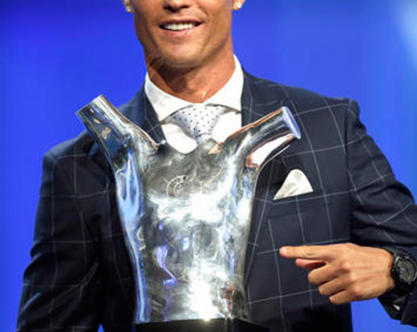 Portugal starts World Cup qualifying without injured Ronaldo