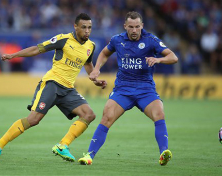 Drinkwater stays at Leicester, signs 5-year deal