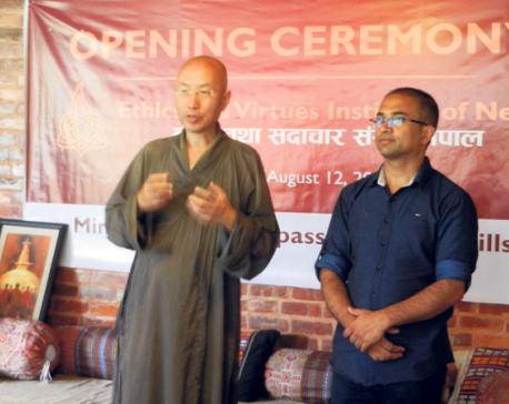Buddha's teachings can transform lives: Hin Hung