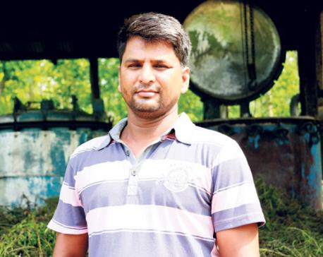 Mentha: A conservation incentive