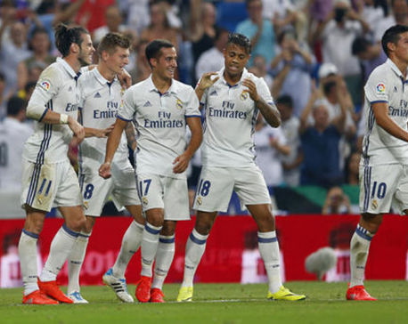 Kroos lifts Real Madrid to win, Atletico stumbles again
