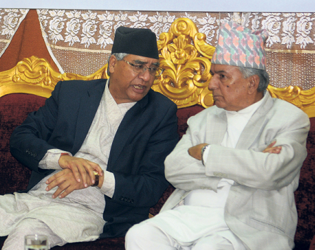 Deuba's volte-face on local elections