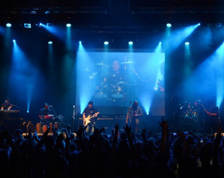 Nepathya performs in Copenhagen