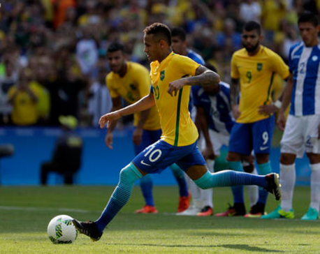 Brazil dismisses feeling of revenge in final vs Germany