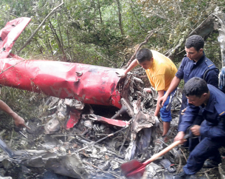 Human error blamed on recurrent air accidents