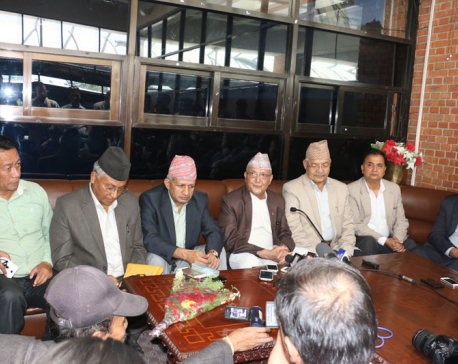 Amendment meaningless without implementing constitution: Oli