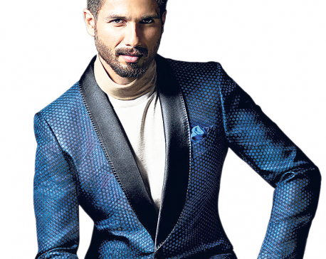 Shahid blessed with daughter