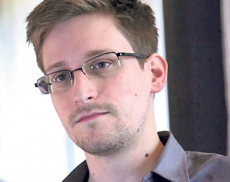 Russia probably behind NSA leak: Snowden