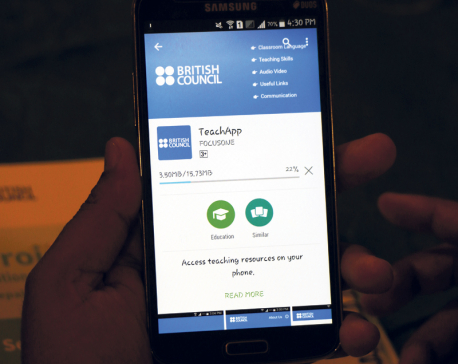 TeachApp wins mBillionth Award