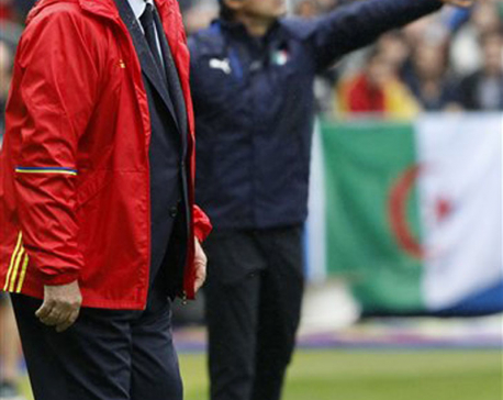 Del Bosque steps down as Spain coach after Euro 2016 exit