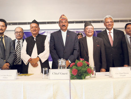 Nepal side broaches 1950 treaty at first EPG  meet