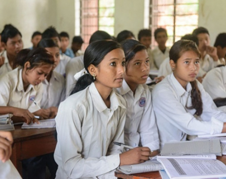 Availability of sanitary pads in school contributes to increasing number of girl students