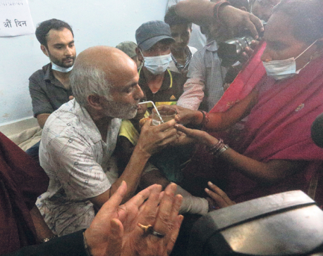 Dr KC ends hunger strike