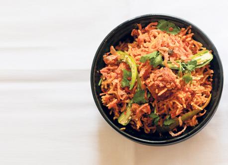 Dine like nawabs