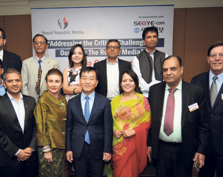 Media houses urged to fight current challenges unitedly