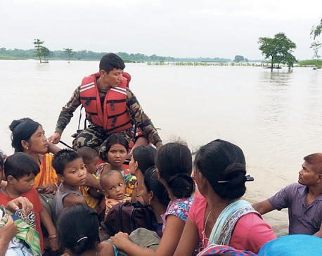 Army rescues 225 people