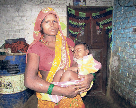 Epidemic outbreak fear grips Saptari flood-hit areas