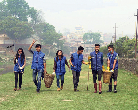 Muskan: Connecting students for action