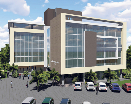 KMC to build multi-storey steel office block
