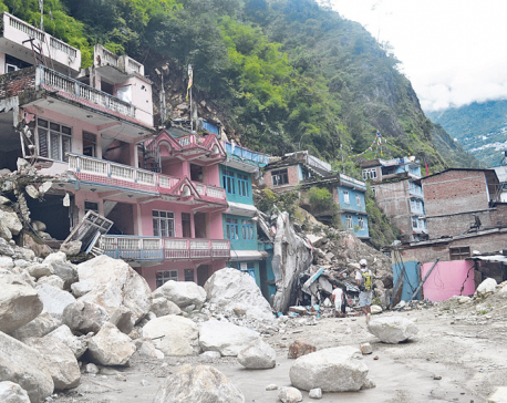 No respite from floods, landslides