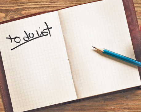 Why we fail to complete our 'To-Do-List'