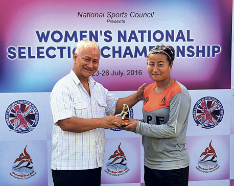 APF beats Mid-western to enter women's national cricket final