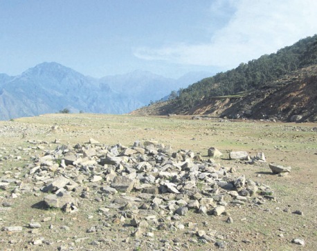 3 decades and Rs 170 million later, Kalikot airport sees no progress